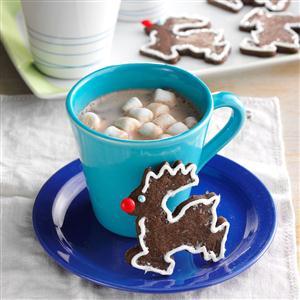 Chocolate Reindeer