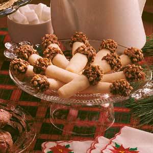 Fancy Butter Cookies Recipe