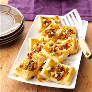 Maple, Fennel & Squash Bites Recipe