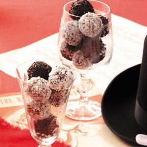 Semiformal Evening Truffles Recipe