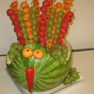 Fruited Turkey Recipe