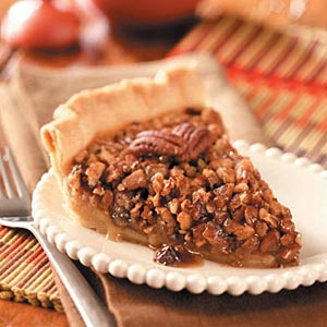 Hazelnut Pecan Pie Recipe