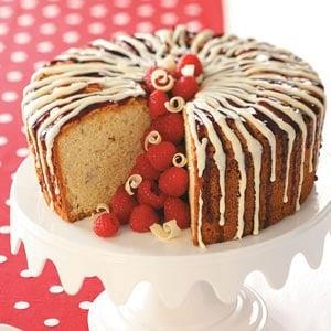 White Chocolate Raspberry Cake Recipe