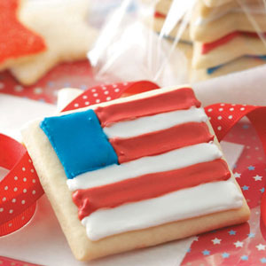 14 Flag-Shaped Recipes