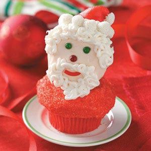St. Nick Cupcakes Recipe