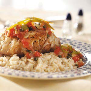 Red Snapper Vera Cruz Recipe