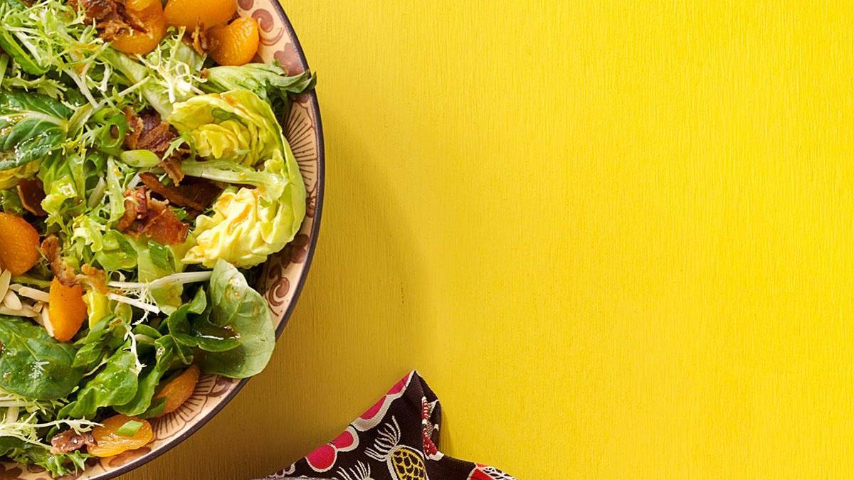 recipe: mandarin orange almond salad dressing recipe [35]