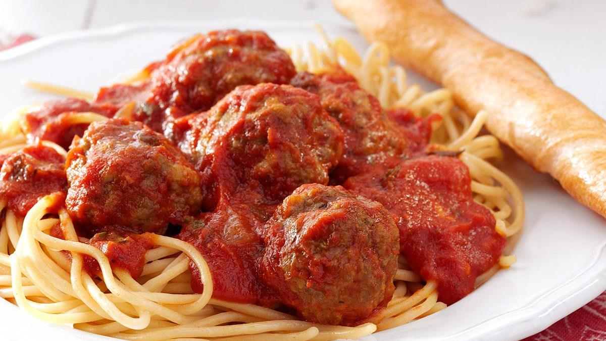 Spaghetti and meatballs calories - Olive garden spaghetti and meatballs ...