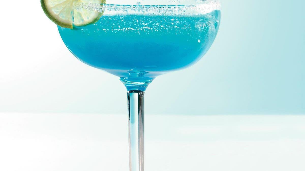 Blue Lagoon Margaritas Recipe How To Make It Taste Of Home