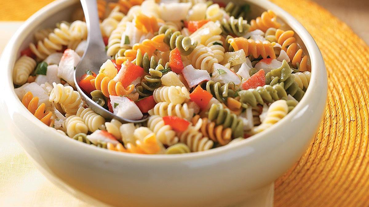 Crab Salad Recipe With Pasta