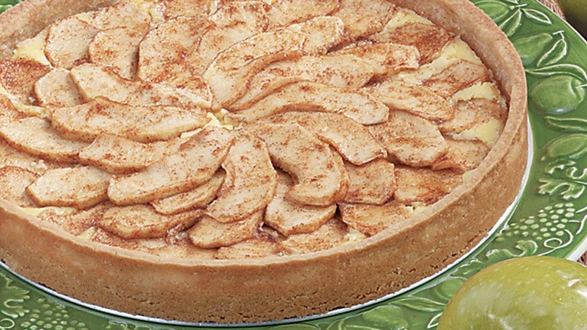 recipe: bavarian apple torte taste of home [22]