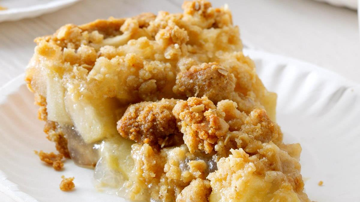 Favorite Dutch Apple Pie