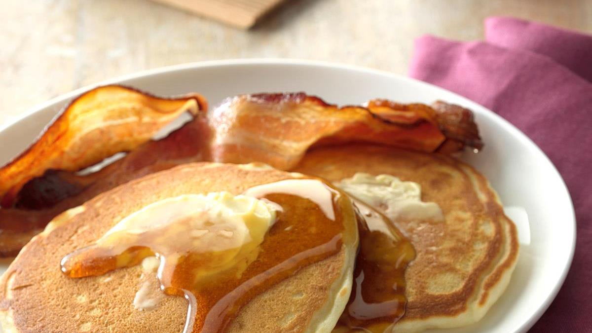 fluffy pancakes recipe taste of home