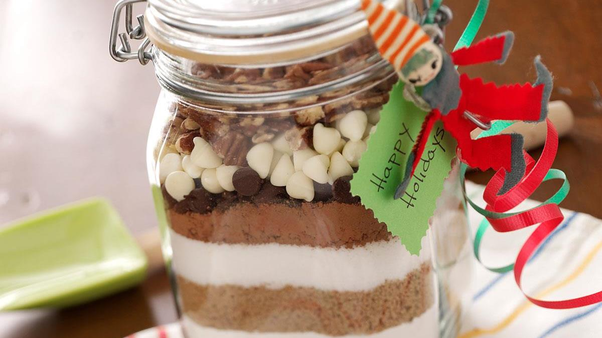 Sand Art Brownie Mix Recipe How To Make It Taste Of Home