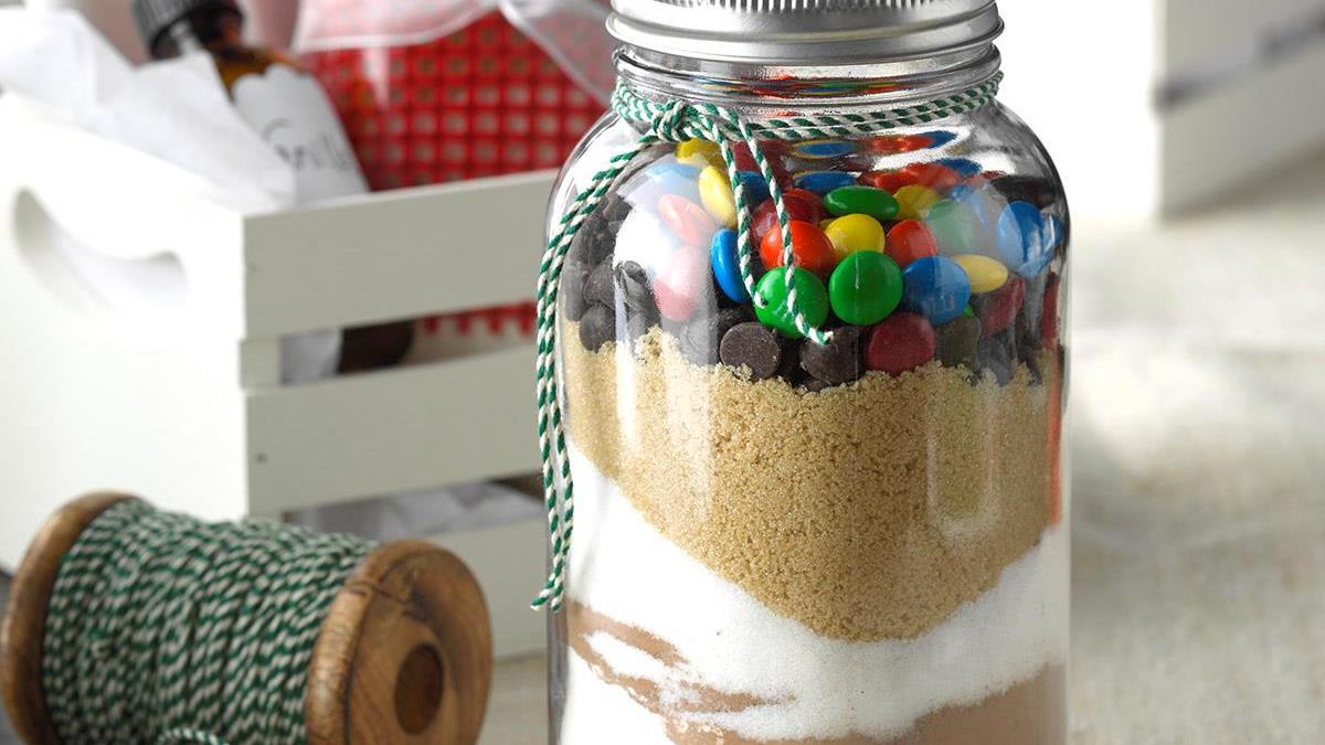 Sand Art Brownies Recipe How To Make It Taste Of Home