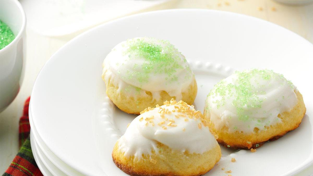 Italian Christmas Cookies Recipe   Taste of Home