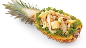 Pineapple And Chicken Salad Recipe How To Make It Taste Of Home
