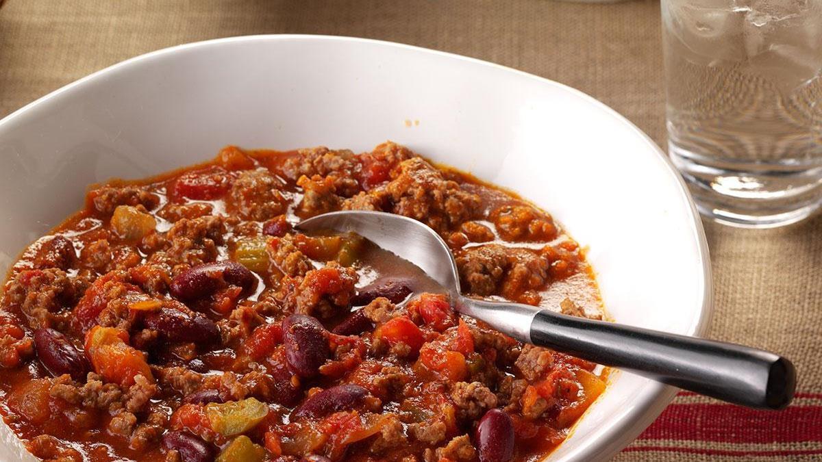 b4eed3e3ae51 Classic Chili Recipe