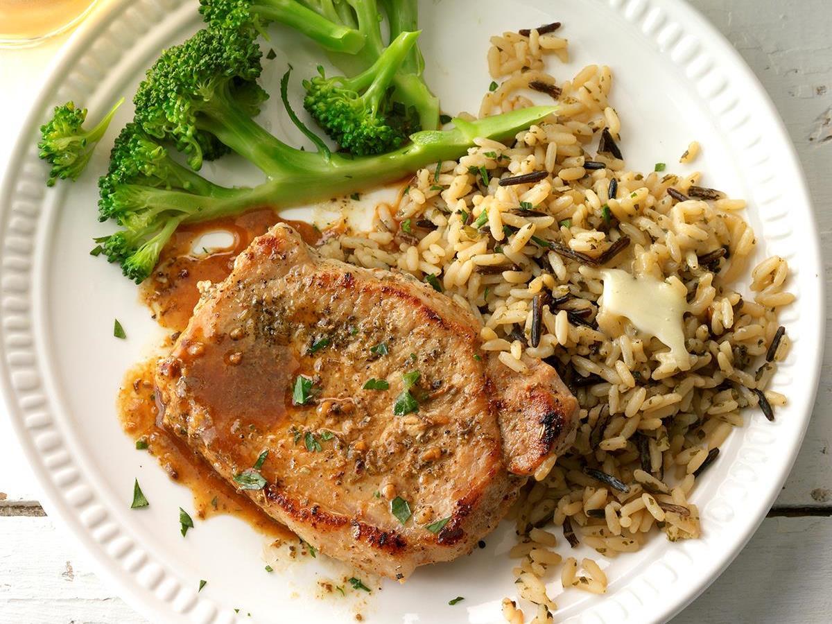 pork loin chops recipe taste Braised Pork Loin Chops