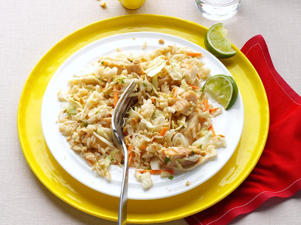 Copycat Recipes California Pizza Kitchen Thai Crunch Salad – Besto ...