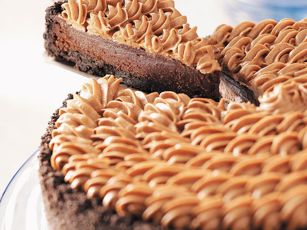 Chocolate Velvet Dessert