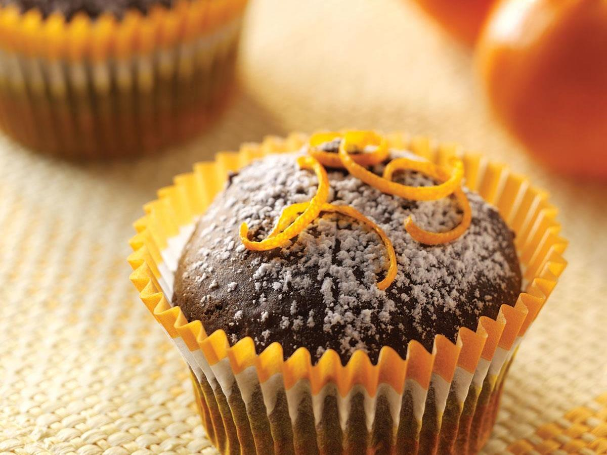 Citrus Chocolate Cupcakes