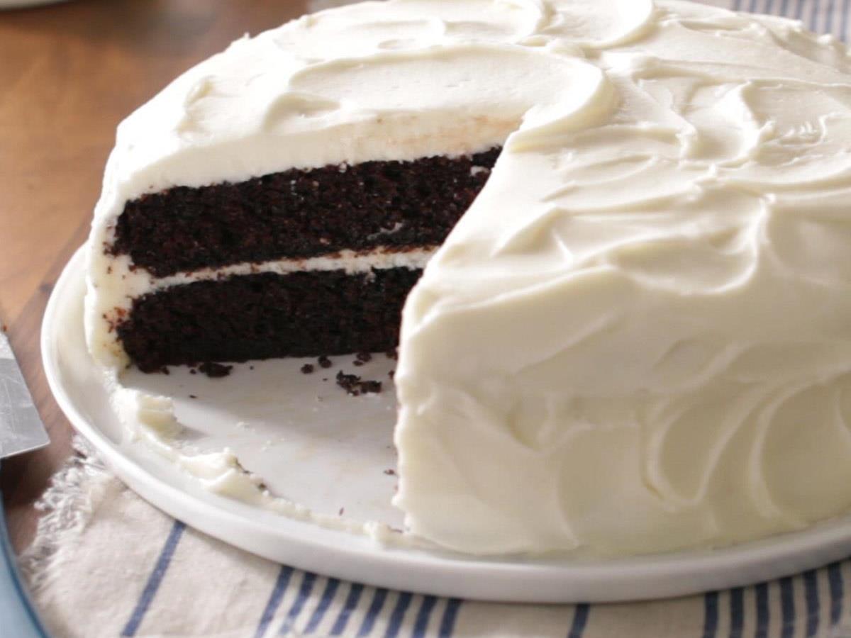 Coffee Chocolate Cake Recipe Taste Of Home