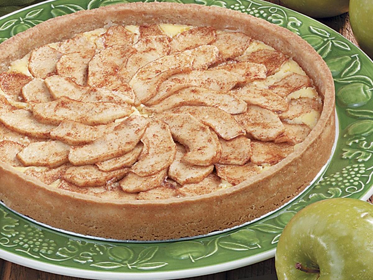 recipe: bavarian apple torte taste of home [15]