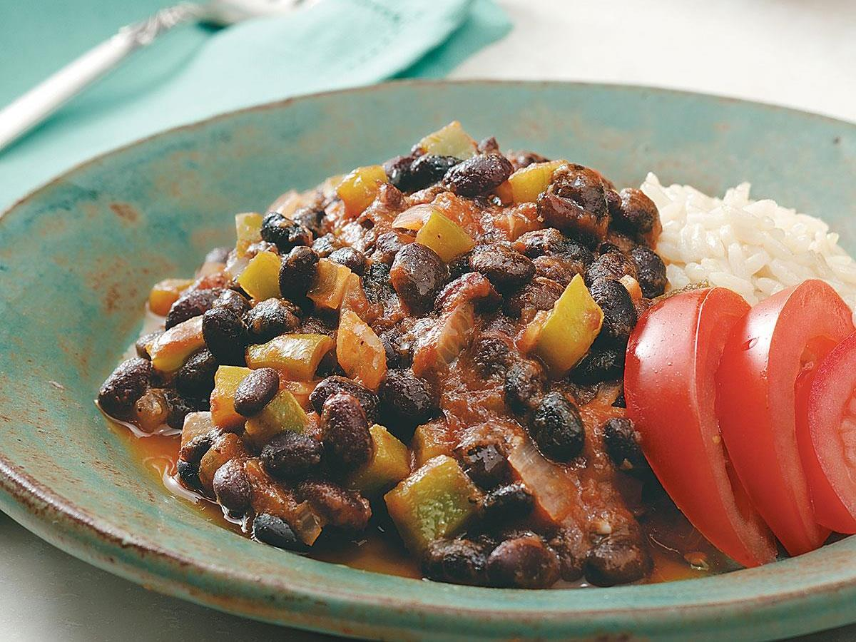 Cuban Black Beans Recipe How To Make It Taste Of Home