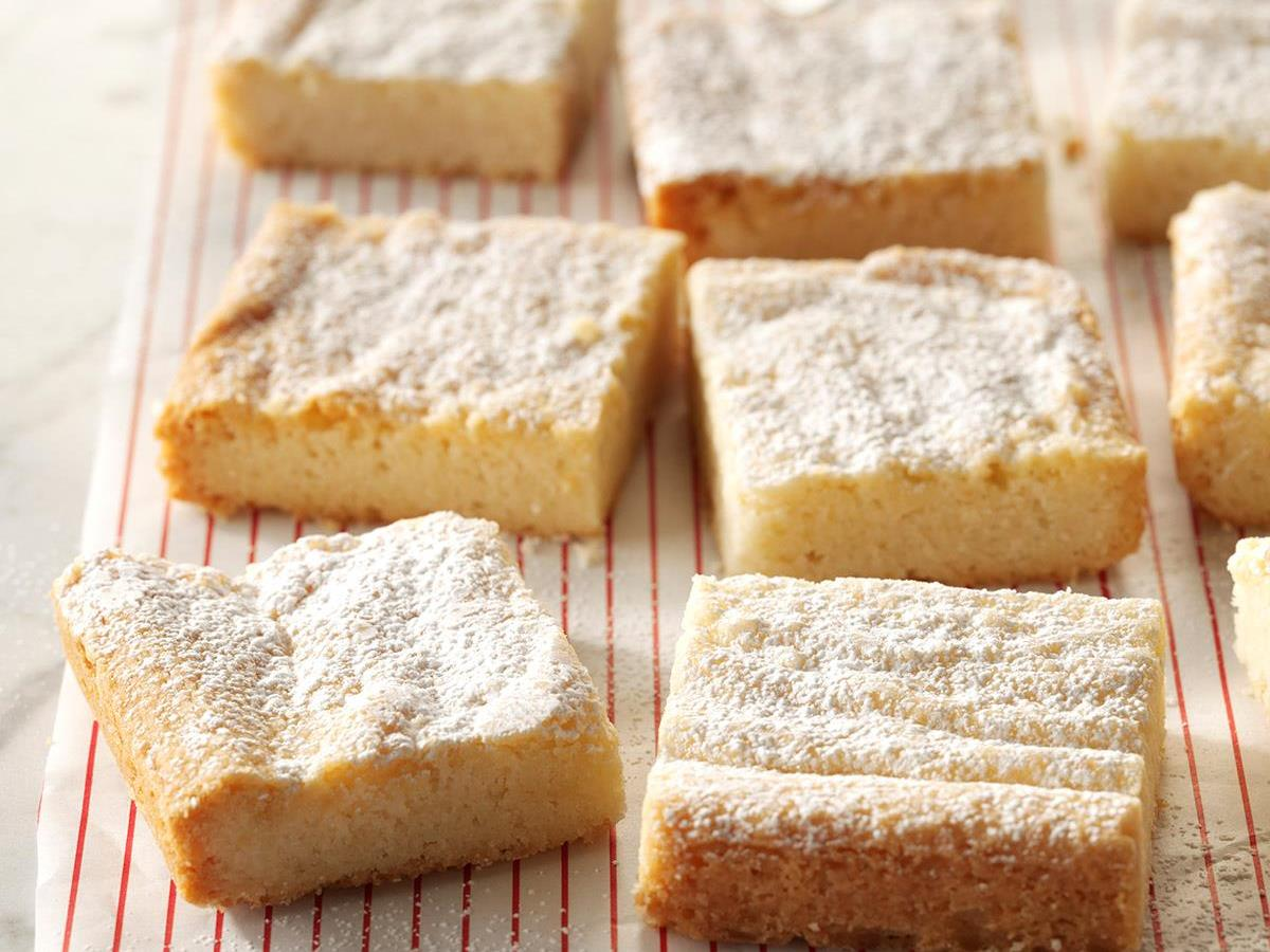 Buttery 3-Ingredient Shortbread Cookies