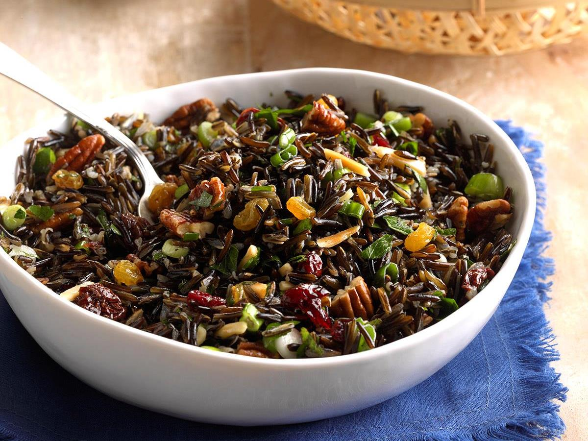 Holiday Rice Salad