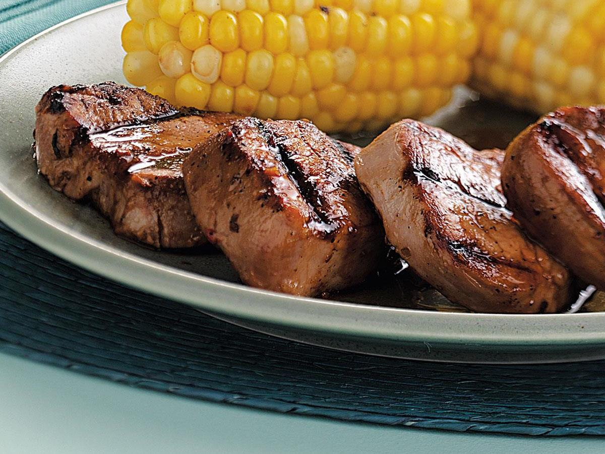 Marinated Pork Medallions Recipe How To Make It Taste Of Home