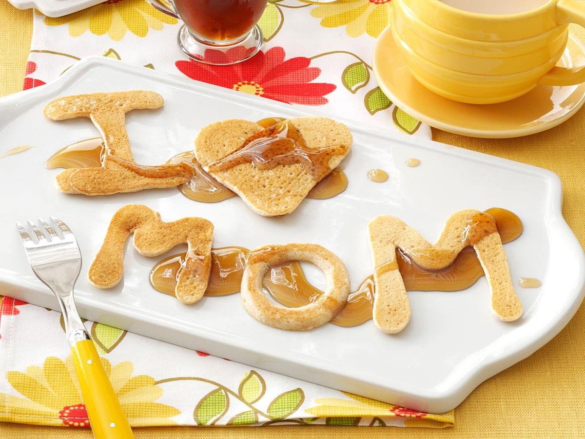 Mom S Cinnamon Flapjacks Recipe How To Make It Taste Of Home