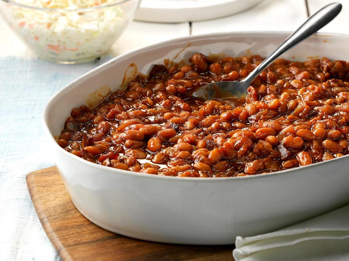 New England Baked Beans Recipe How To Make It Taste Of Home