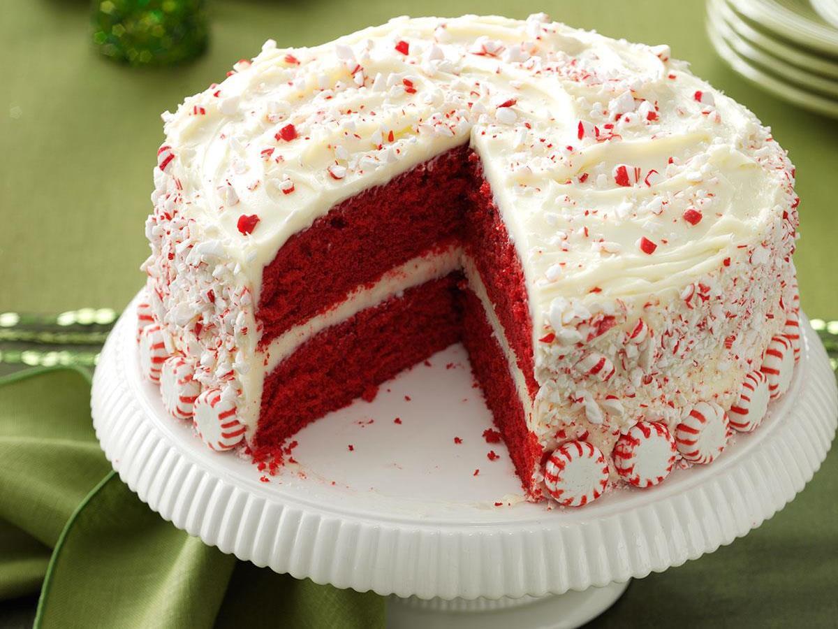 How To Make Deep Cake