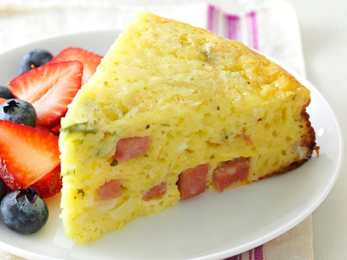 Ham Eggs cooker ham eggs recipe taste of home