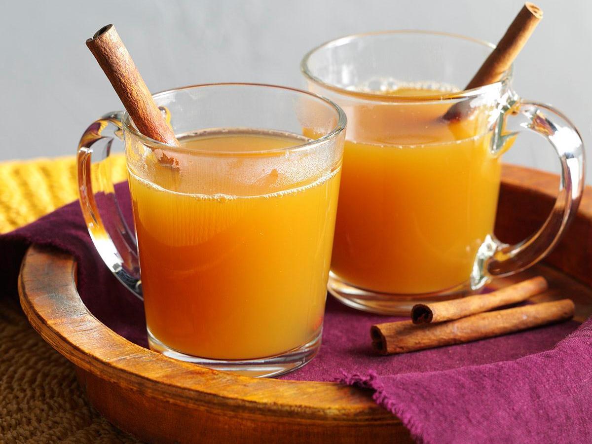 Image result for hot apple cider
