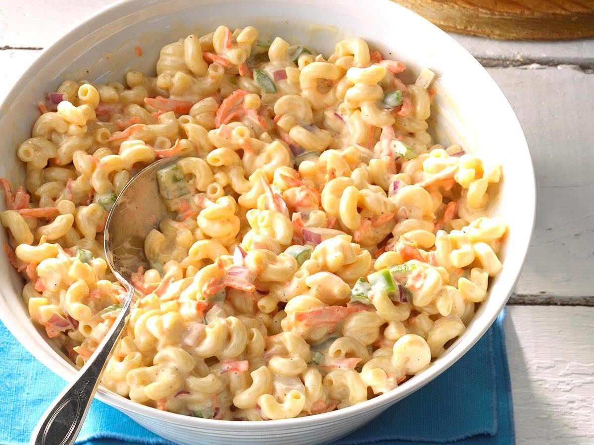 Macaroni Salad Recipe Not Sweet