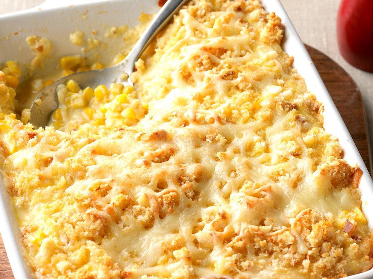 Swiss Corn Casserole