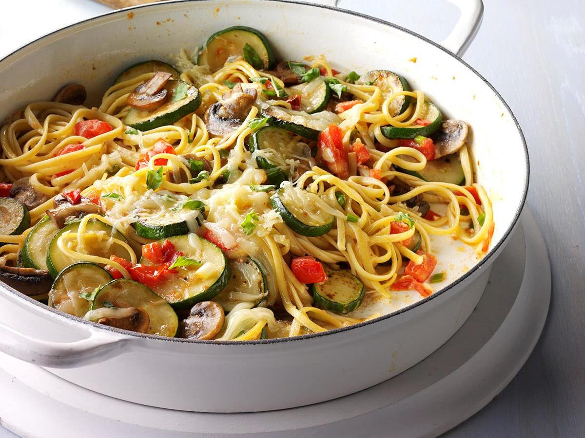 recipe: vegetarian linguine recipes [3]
