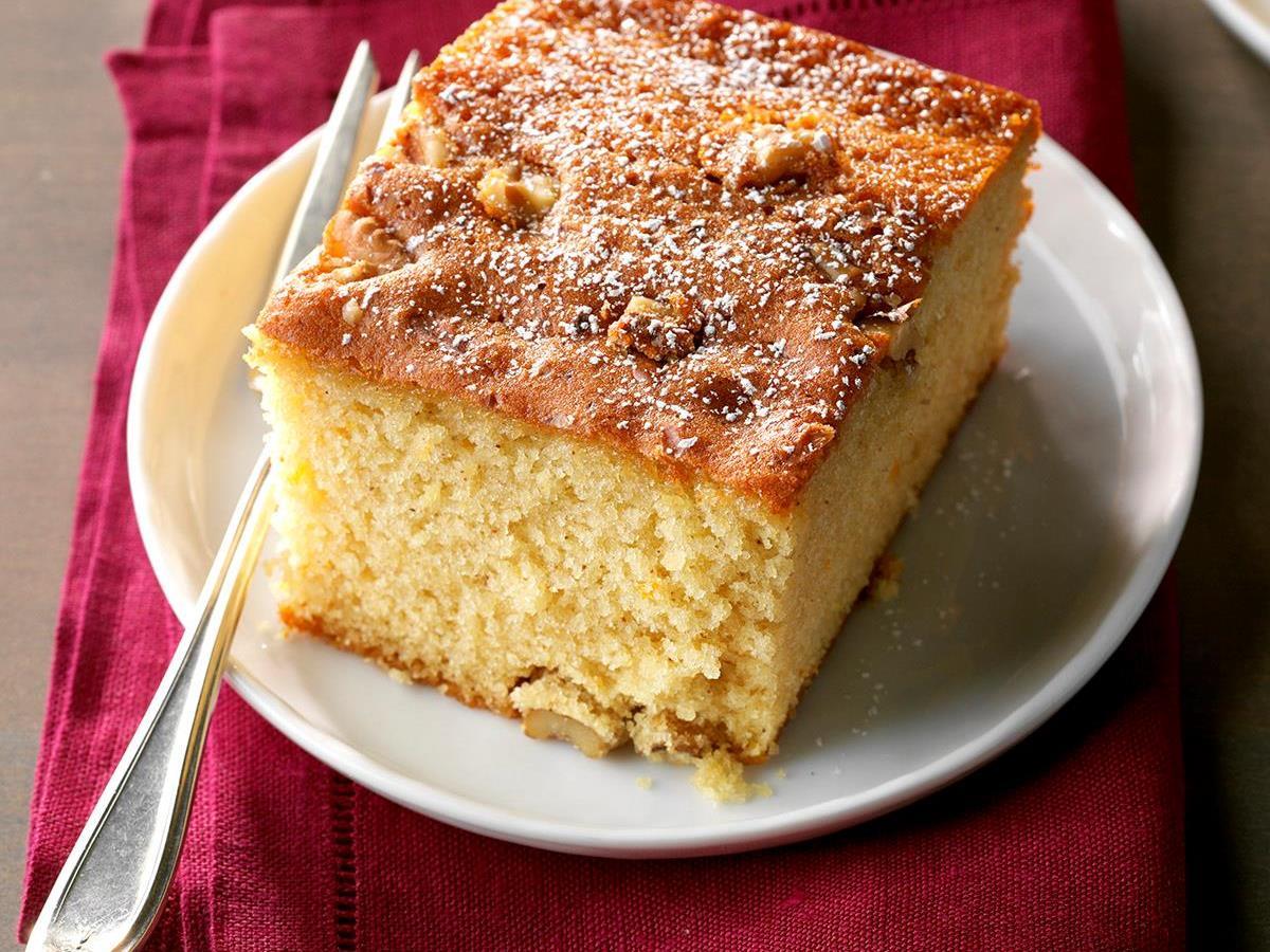 Walnut Honey Cake Recipe How To Make It Taste Of Home
