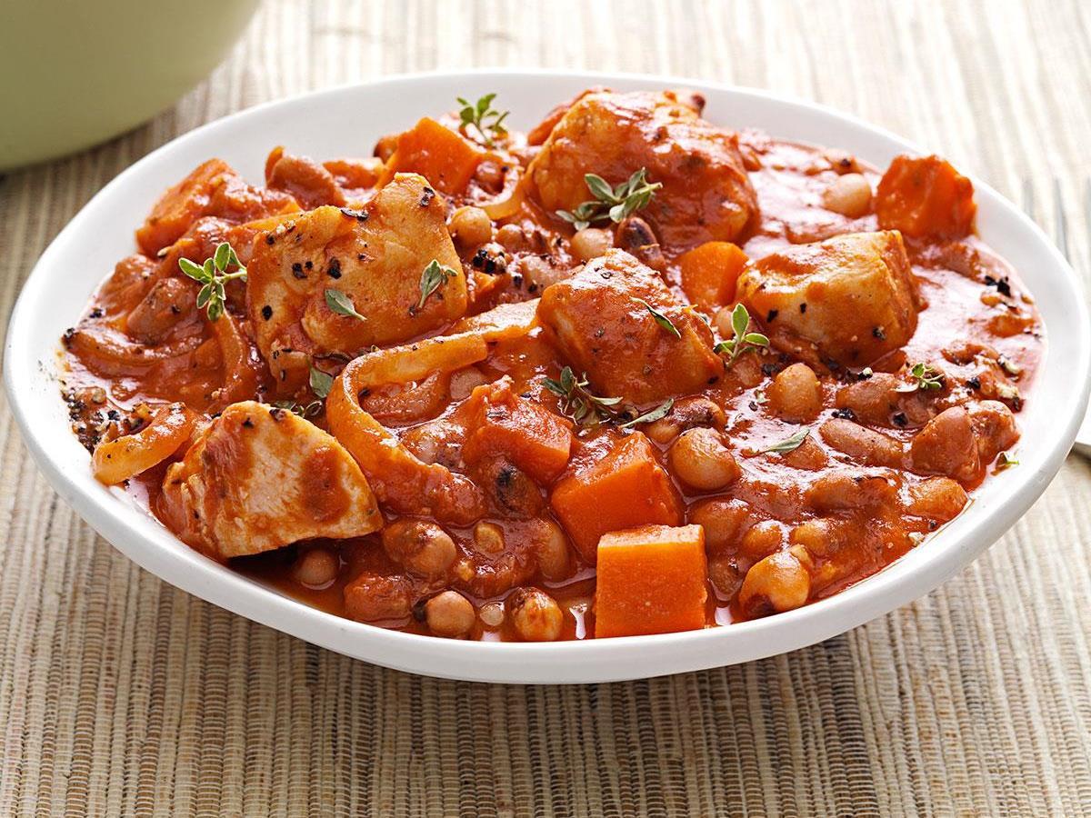 West african chicken stew taste of home forumfinder Gallery