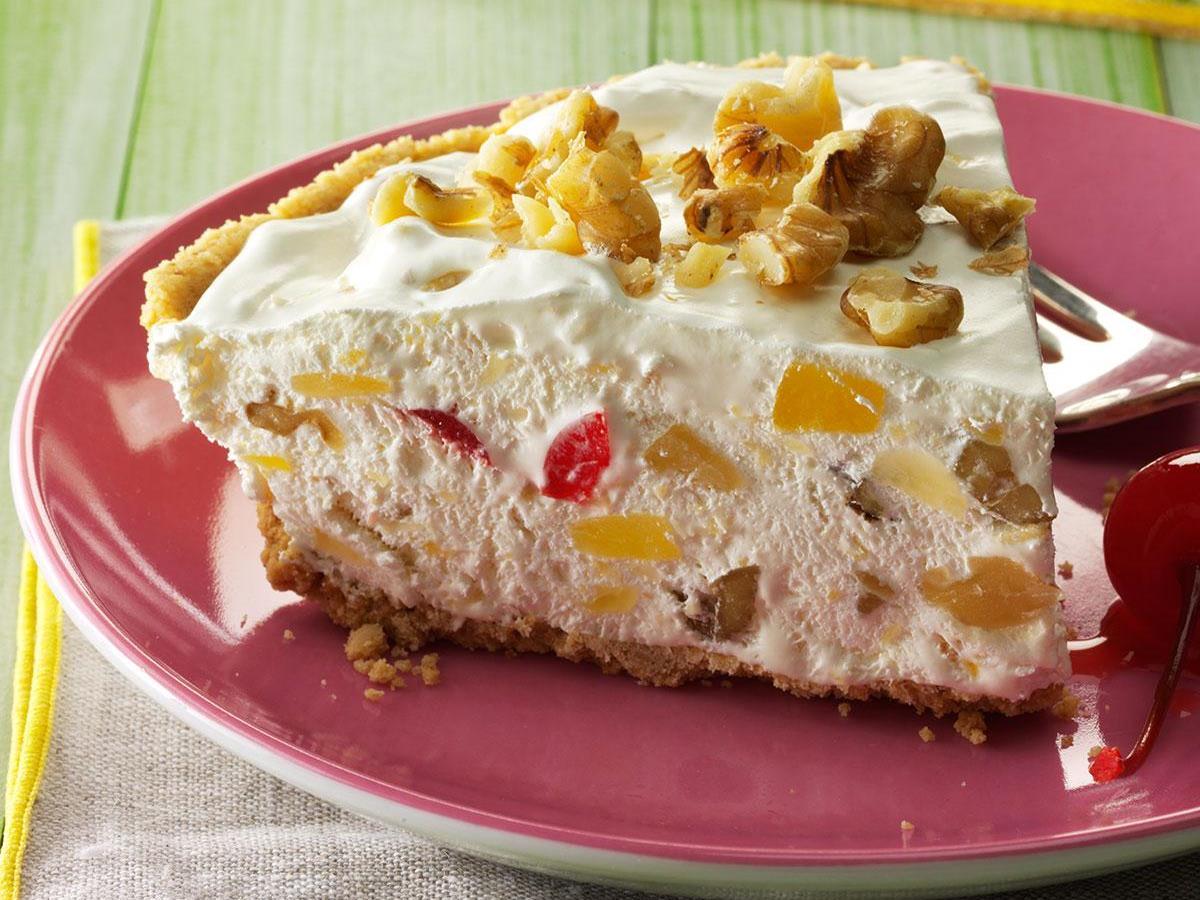 Frozen Hawaiian Pie Recipe | Taste of Home