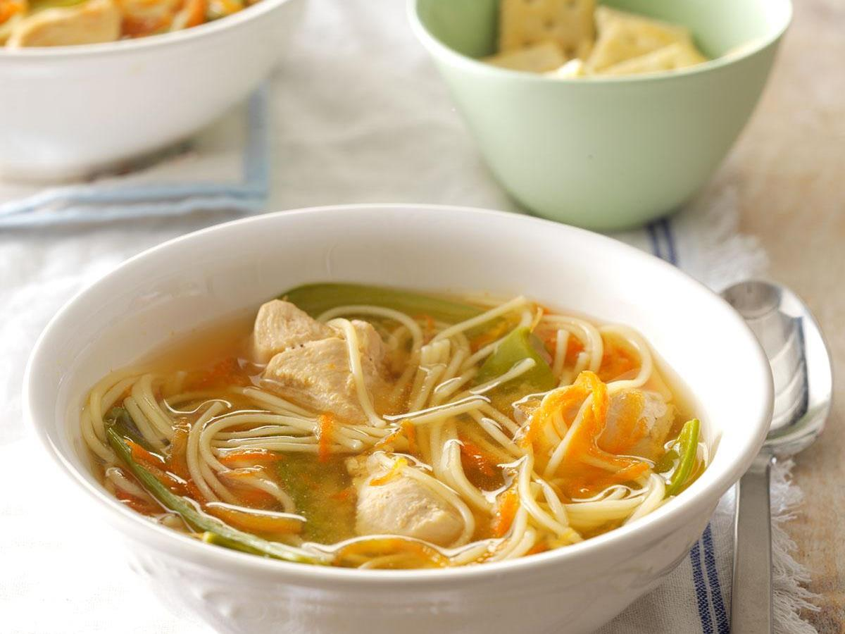 Restaurants with chicken noodle soup near me for Fish soup near me
