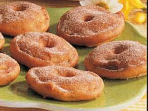 Apple Fritter Rings Recipe How To Make It Taste Of Home
