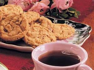Apricot-Nut Drop Cookies