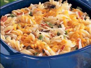 Pasta Crab Casserole