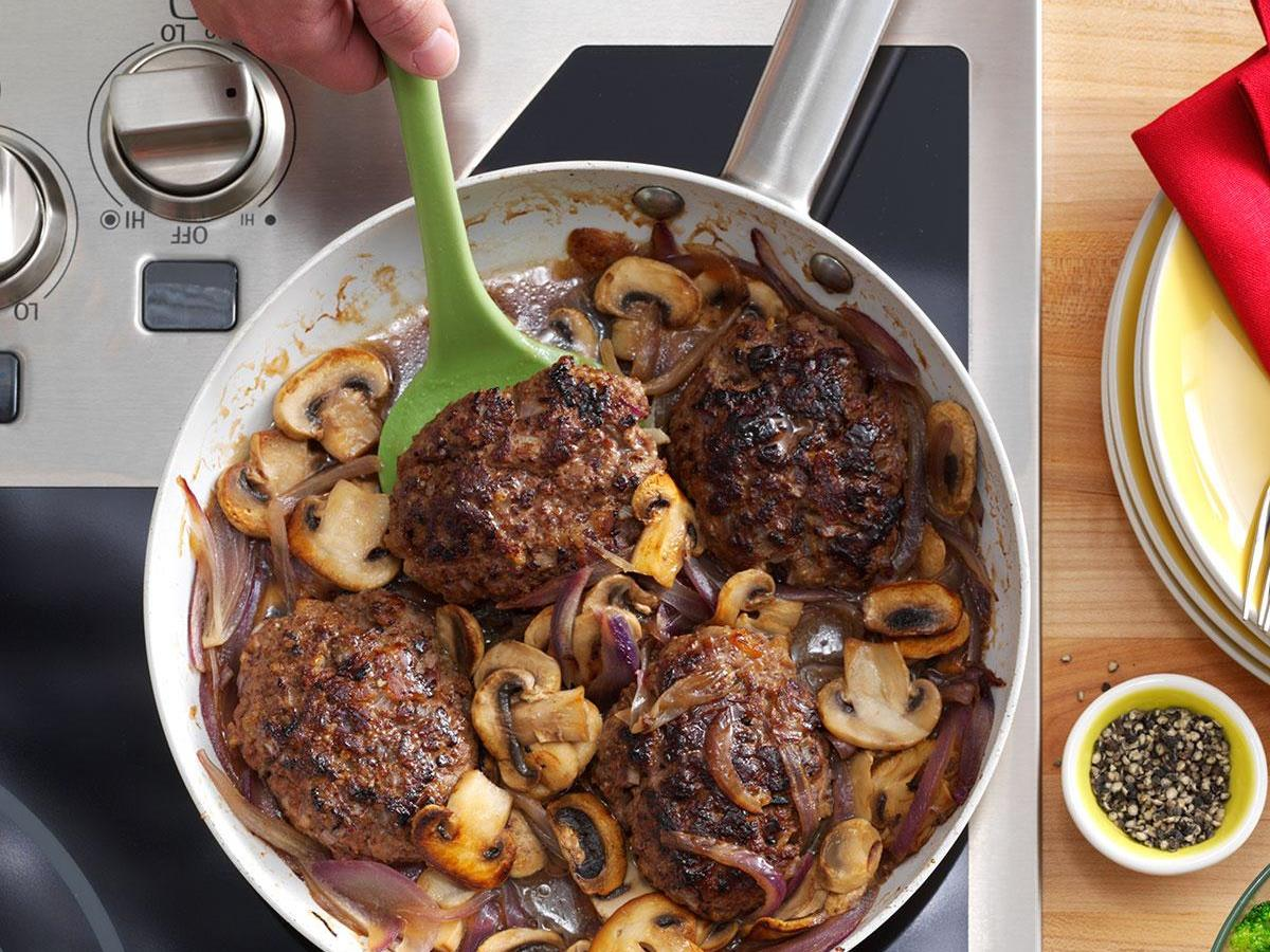 Salisbury Steak Supreme