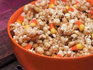 Three-in-One Popcorn Crunch
