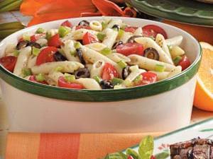 Pasta Salad Recipe Penne